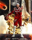 275667 Carmelo Anthony Houston Rockets Melo NBA Star DECOR PRINT POSTER US on eBay