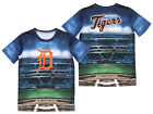 OuterStuff MLB Boys Youth Detroit Tigers Night Game Tee, Blue on Ebay