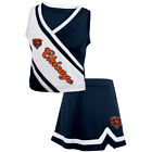 Outerstuff NFL Youth Girls Chicago Bears Cheerleader Play Two Piece Set $12.99 USD on eBay