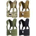 Condor MCR7 Ronin MOLLE Airsoft Chest Rig Adjustable Tactical Modular Vest