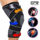 Copper Compression Knee Support Brace Sport Joint Wrap Arthritis Relief Sleeve C $6.79 USD on eBay