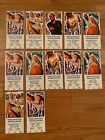 1996-97 NBA Indiana Pacers Season Ticket Stub- Pick One on eBay