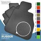 Ford Street Ka Car Mats 2003 - 2008 Luxury Rubber