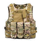 Military Tactical Tactical Swat Molle Waistcoat Hunting Assault Plate Carrier US