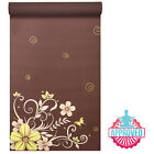 """Prosource Fit Yoga Mats 3/16"""" Comfort & Stability with Exclusive Printed Designs image"""