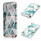 Soft Silicone TPU Marble Shockproof Slim Case For Samsung A51 A71 A20/30 A50/70