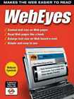 WebEyes 2.2 - Makes the Web Easier to Read Enlarge Text