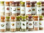 The Gourmet Collection Spice Blends.