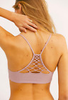 NEW Free People Intimately Seamless Baby RacerBack Bra Mauve Sz XS/S-M/L $26.49