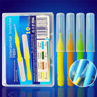 10Pc Clean Tooth Floss Hygiène Dentaire Interdentaire Brosse Oral Care Toothpick