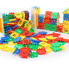 Building Blocks Creative Bricks for Toddlers DIY Colorful City House Roof