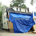20' x 20' Tarp Poly Tarpaulin Canopy Tent Shelter Car Boat Reinforced Resistant