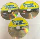 Encore Software Games for Toddlers CD Rom's, 3 disks
