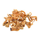 Beef Air Pipe Trachea Pre Cut Ends Pieces, 100% Natural Dried Dog Treat Chew