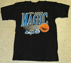 Orlando Magic Vintage 90s T Shirt Black For Men Reprint All Size S-234XL AV216 image