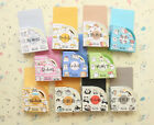 Infeel Me Cute Cartoon Animals Washi Tape 7m planner craft deco masking tapes