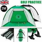 Golf Practice Net Golf Driving Range Nets Swing Indoor Outdoor Trainer Net UK
