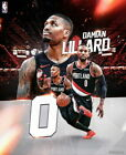 277037 Damian Lillard Portland Trail Blazers NBA Basketball Star PRINT POSTER US on eBay