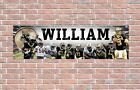 New Orleans Saints 2020 Roster Personalized Poster Custom Banner w Frame Options $27.5 USD on eBay