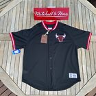 Mitchell & Ness Authentic NBA Chicago Bulls Seasoned Pro Mesh Jersey on eBay