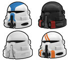 Arealight Custom AIRBORNE CLONE HELMET for Minifigures -Pick Color- Star Wars