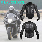 Motorcycle Full Body Armor Guard Spine Chest Motocross Protector Gear Jacket