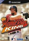 HOME RUN KING - Nintendo Gamecube Game Authentic