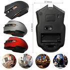 2.4GHz Wireless 2400DPI 6 Buttons USB Optical Gaming Mouse for PC Laptop BEST
