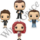Official Will & Grace Will Truman and Grace Adler Funko Pop Vinyl Figures