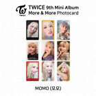 TWICE 9th Mini Album More And More Official Photocard Momo K-POP KPOP