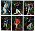 2020 Topps Finest Baseball THE MAN Insert You Choose LUX TORRESS ACUNA VLAD ++Baseball Cards - 213