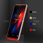 "2020 Cheap Android 4 Core Mobile Phones 2 Sim 5.5"" Smartphone Unlocked Gps Wifi"