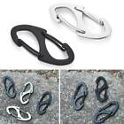 8 Shape Carabiner Keychain Portable Outdoor Hook Clasp High Quality