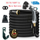 Kyпить 50/75/100FT Garden Hose Expandable Lightweight Heavy Duty Flexible Water Hose на еВаy.соm