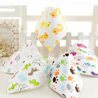 Cute Baby Bandana Dribble Bibs Multi Pack Saliva Towel Girls Boys Cotton Apron