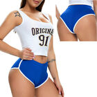 Womens Summer Yoga Shorts Booty Beach Sport Gym Fitness Workout Hot Pants