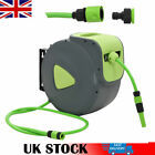 Automatic Retractable Water Hose Reel Wall Mounted 10+1m 30+2 m 20+2 m Spray