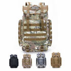 "Sirius Survival ""The Rambler"" - 40L Tactical Backpack with MOLLE Webbing, 5 Clrs"