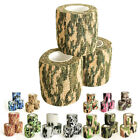 Kyпить 3 Pack - Camouflage Self Adhesive Cling Tape - Multiple Colors Available на еВаy.соm