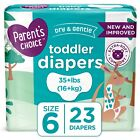Parent's Choice Disposable Diapers *Size Newborn 1, 2, 3, 4, 5, 6, 7 *Fast Ship