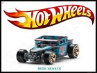 "Hot Wheels Bone Shaker Metal Sign 9"" x 12"""