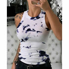 Womens Casual Summer Sexy Sleeveless Vest T Shirt Cami Slim Fit Tank Tops Blouse