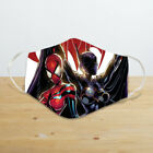 Batgirl and Spidergirl Face Mask Washable And Reusable -Face Mask One Size