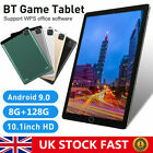 """10.1"""" Inch Hd Tablet Pc 8g+128g Android 10.0 Dual Sim Camera Wifi Phablet 2020"""