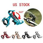Aluminum Motorcycle Bike Bicycle GPS Cell Phone Handlebar Holder Mount Universal