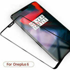 For Oneplus 7 6T 6 5T 5 Full Cover 3D Curved Tempered Glass 9H Screen Protector