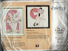 CHOICE: Vintage Candlewicking Embroidery Needlework Kits Dimensions/Janlynn/More