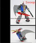 Deformabl Robot Volcanicus BMB Power of the Primes KO Alloy Action Figure 5 IN 1