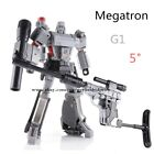 "New In Stock Deformabl Robot Megatron Jinbao 5"" G1 Action Figure KO MP36 Kid Toy"