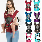 3-36 Months Baby Carrier Kangaroo Infant Hipseat Soft Breathable Adjustable
